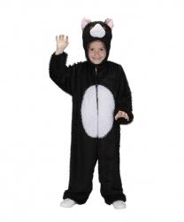 """Детский костюм """"Черный кот"""""""