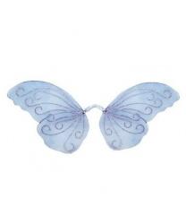 Крылья бабочки (47 х 62) голубые