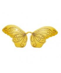 Крылья бабочки (47 х 62) желтые