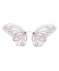 Крылья бабочки (47 х 62) белые