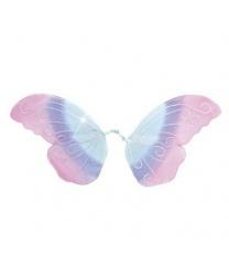 Крылья бабочки  розово-зеленые (47 х 62)