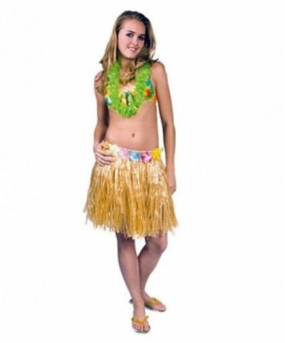 Гавайская юбка (50см): (Германия)