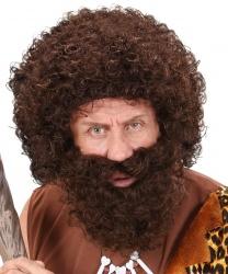 Парик и борода дикаря