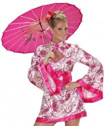 Зонтик в восточном стиле (фуксия)