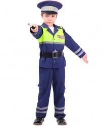 """Детский костюм """"Инспектор ДПС"""""""