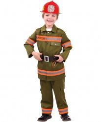"""Детский костюм """"Пожарный"""""""