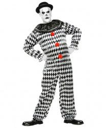 Комбинезон циркового клоуна