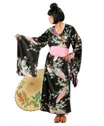 Женское японское кимоно