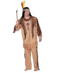 Мужской костюм индейца чероки