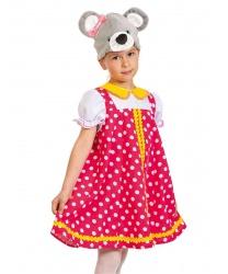 "Детский костюм ""Мышка-Норушка"""