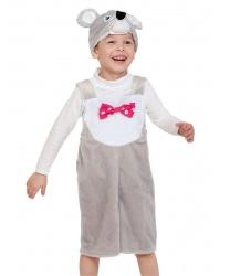 """Детский костюм """"Мышонок"""", плюш"""