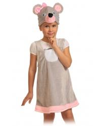 """Детский костюм """"Мышка"""", плюш"""