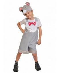 """Детский костюм """"Мышонок"""", ткань-плюш"""