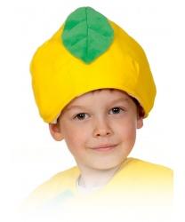 """Шапка """"Лимон"""""""