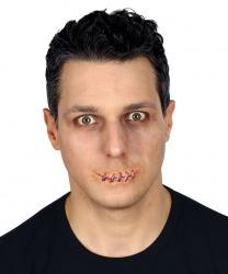 Рана Зашитый рот