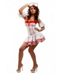 Откровенный костюм медсестры