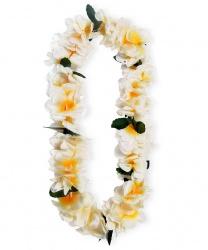 Цветочное гавайское ожерелье