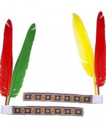 Индейская повязка