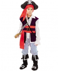 Костюм пиратский для мальчика