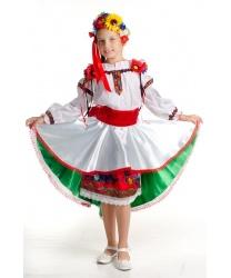 Детский костюм украинки Даринки