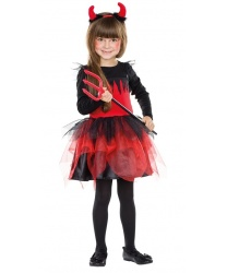 Платье маленького дьяволенка