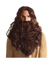 Парик и борода пророка