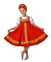 """Национальный костюм для девочки """"Иванна"""""""