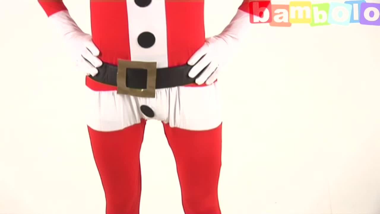 Костюм Санта Клауса (2nd Skin) (Zentai)