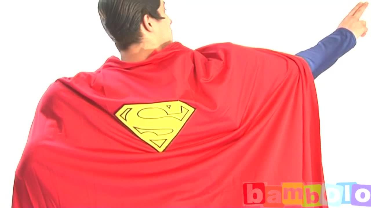 Костюм SuperMan Premium