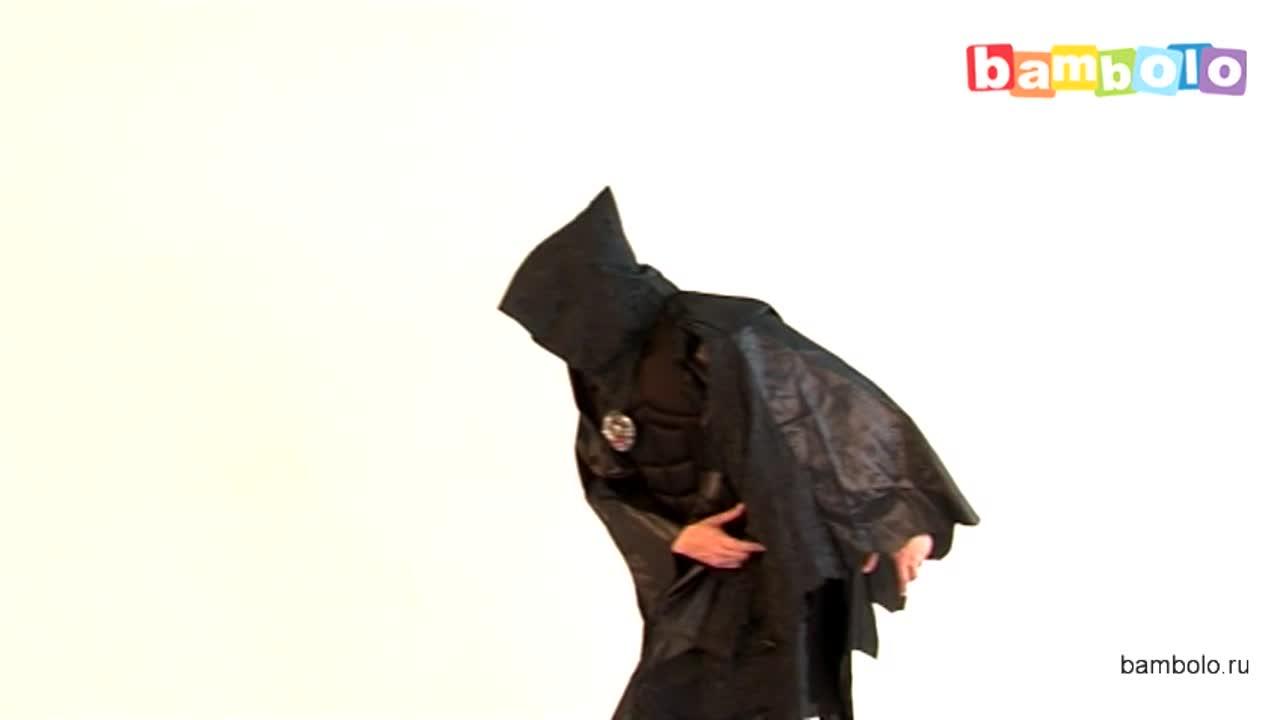Балахон разбойника-наёмника (без капюшона и медальона)
