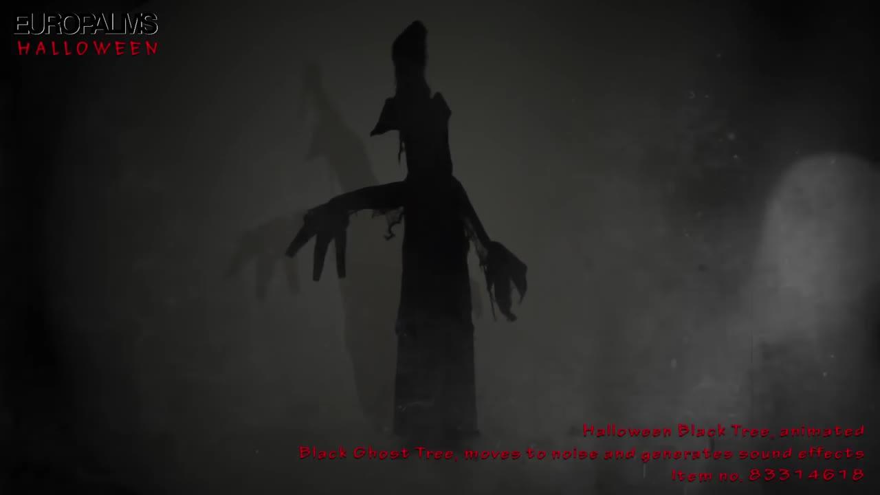 """Декорация на Хэллоуин """"Дерево ужасов"""", 110 см"""