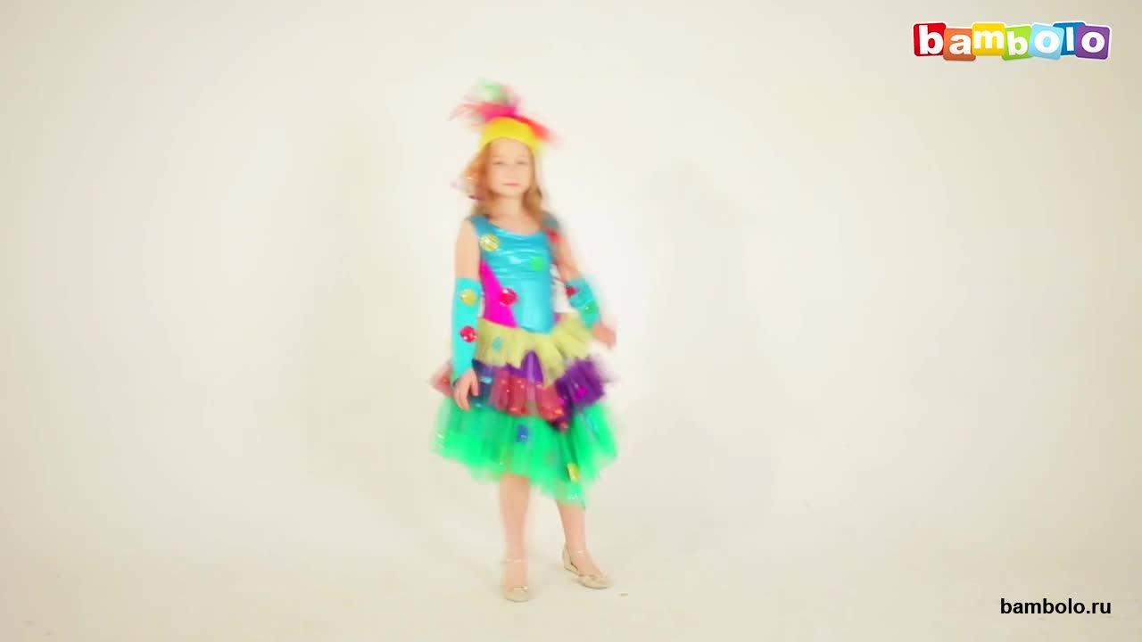 Платье Хлопушки