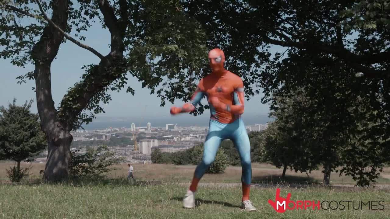 Морфкостюм костюм Дэдпул (Deadpool)