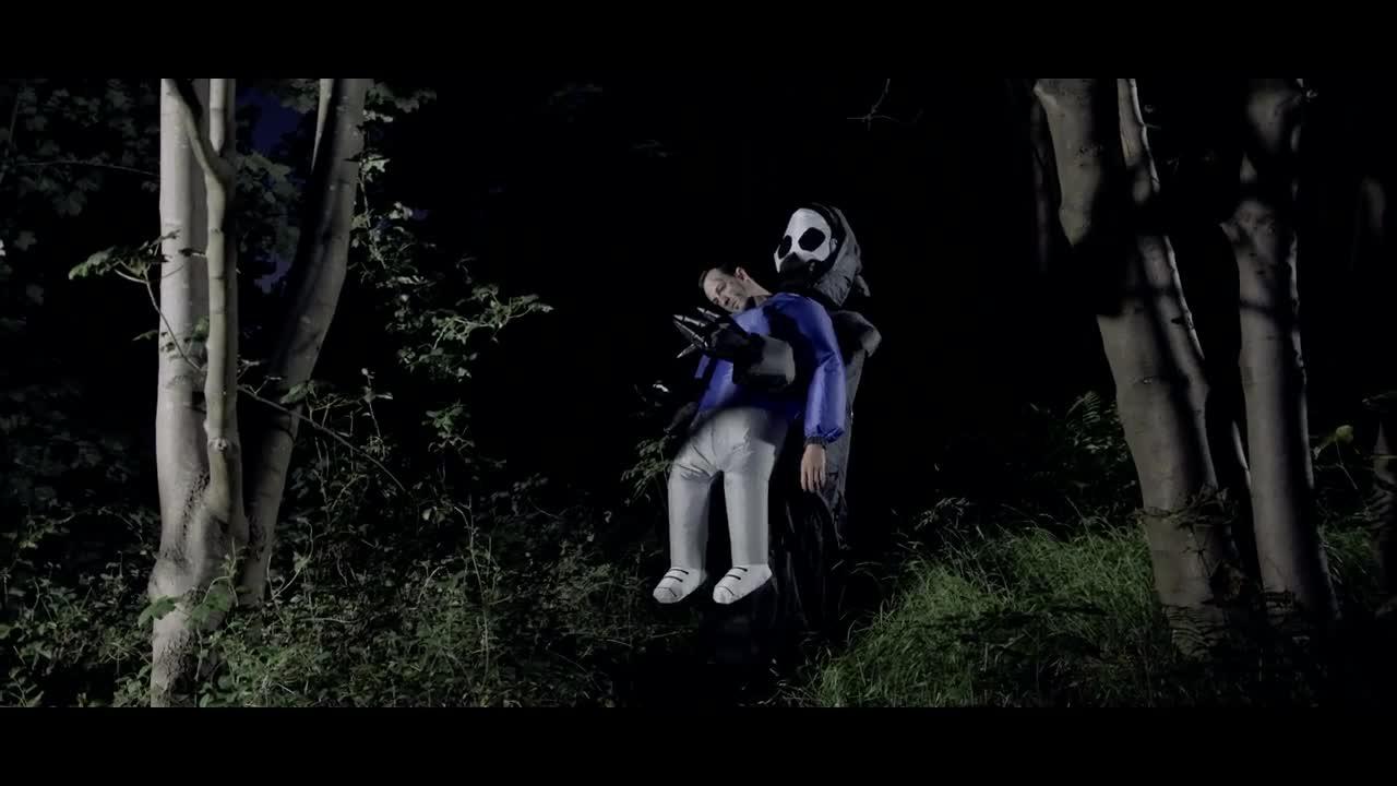 """Надувной костюм """"Похищение Смертью"""""""